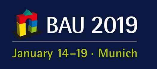 Orama con grande stand alla BAU 2019